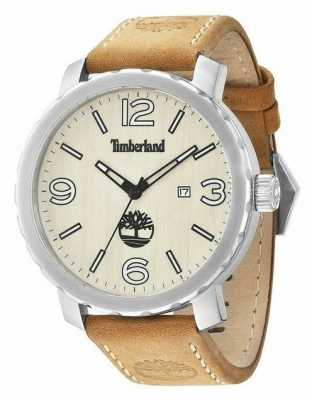 Timberland Mens Pinkerton Tan Leather Strap 14399XS/07
