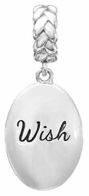 Chamilia My Wish For You - Dandelion - Sterling Silver with White Opal Swarovski Crystal 2010-3281
