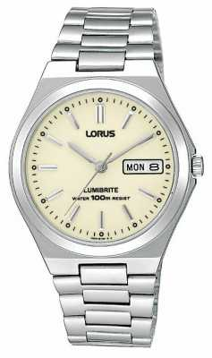 Lorus Steel Bracelet Watch RXN31BX9
