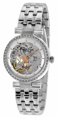 Kenneth Cole Womens Stainless Steel Automatic KC4996