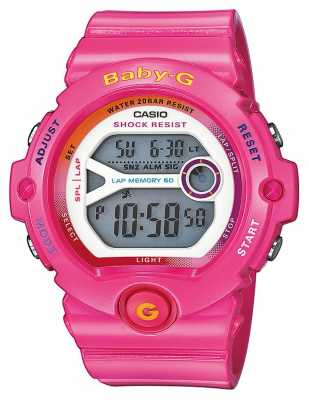 Casio Womens Baby-G Pink Digital BG-6903-4BER