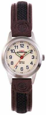 Timex Ladies Indiglo Expedition Field Watch T41181