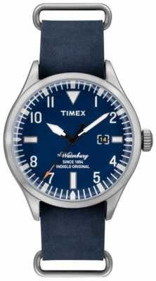 Timex Mens The Waterbury Blue Dial TW2P64500