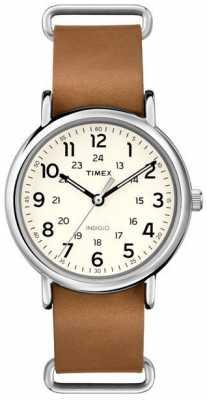 Timex Originals Mens Weekender Brown Watch T2P492