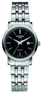 Roamer Womens Classic Line Stainless Steel 709844415570