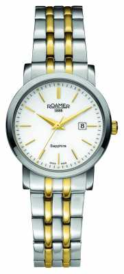 Roamer Womens Classic Line Two Tone 709844472570