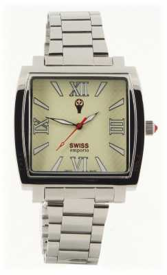 Swiss Emporio Mens GALLEN SE04CRSL50