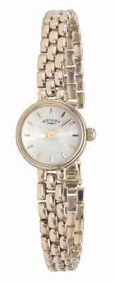 Rotary 9ct Gold Womens Bracelet Precious Metals LB10206/08