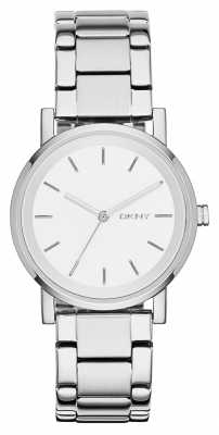 DKNY Womens Soho Stainless Steel NY2342