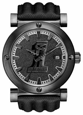Harley Davidson Mens Black Label Watch 78B131