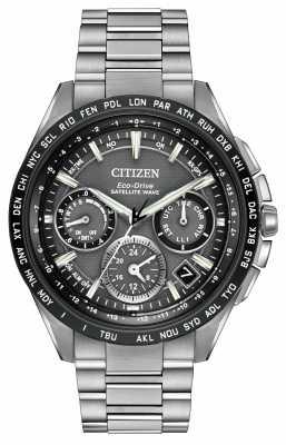 Citizen Mens F900 GPS Satellite Wave Chrono CC9015-71E