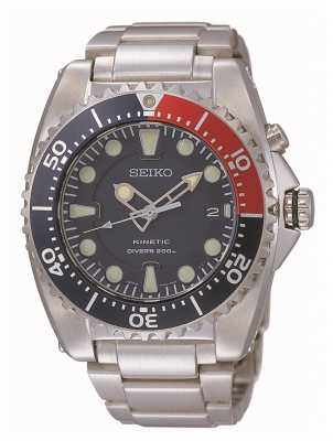 Seiko Prospex Kinetic Dive Watch SKA369P1