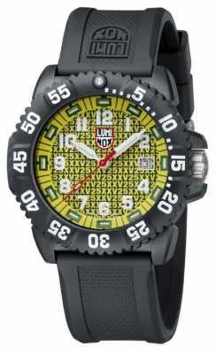 Luminox Colormark 25th Anniversary Yellow Green Dial A.3055.25TH