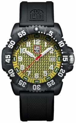 Luminox Colormark 25th Anniversary Yellow Green Dial XS.3055.25TH