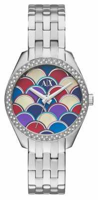 Armani Exchange Sarena Ladies Watch AX5526