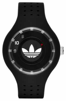 adidas Originals Unisex Ipswich Black Silicone ADH3059