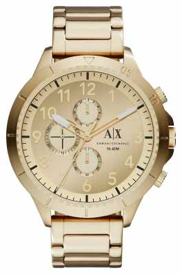 Armani Exchange Aeroracer Mens Chronograph Watch AX1752