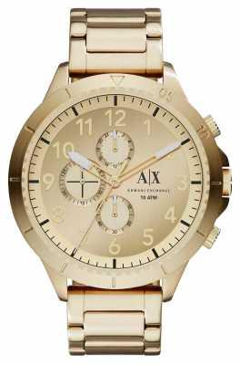 Armani Exchange Aeroracer Mens Chronograph Watch AX1752
