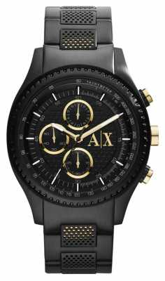 Armani Exchange The Driver Mens Chronograph Watch AX1604