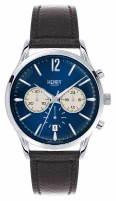 Henry London Mens Knightsbridge Chronograph HL41-CS-0039