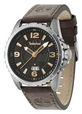Timberland Gents Walden Brown Leather Strap 14531JS/02