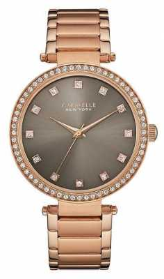 Caravelle New York Ladies T Bar Watch 44L211