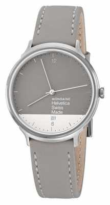 Mondaine Helvetica No1 Light Graphic Edition 38mm MH1.L2280.LH