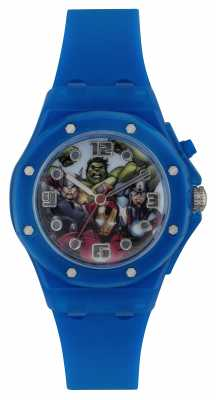 Avengers Childrens Multi-colour Light Up Watch AVG3501