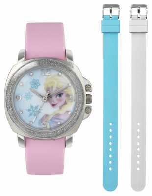Disney Frozen Elsa Multi-strap Childrens Watch FZN3637