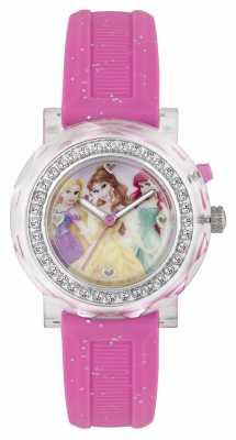 Disney Princess Three Princesses Pink Lightup Watch PN1067