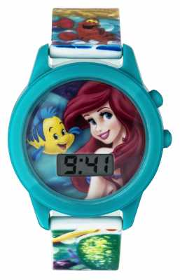Disney Princess Little Mermaid Singing Digital Watch PN1165