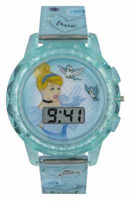 Disney Princess Cinderella Light-Up Digital Childrens Watch PN1334