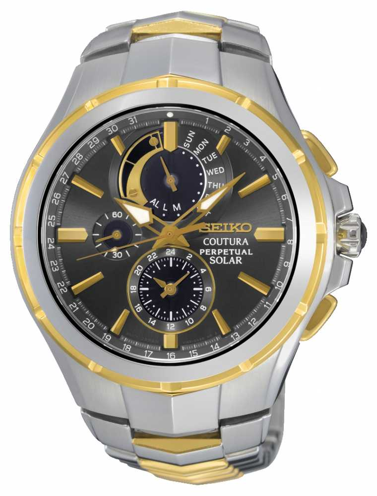sapphire glass watches official uk retailer first class watches seiko mens coutura perpetual solar ssc376p9