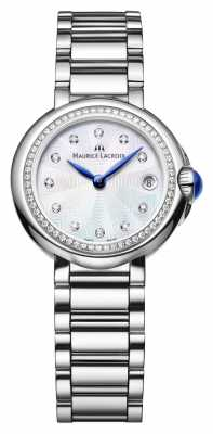 Maurice Lacroix Ladies Fiaba Diamond Set Mother Of Pearl FA1003-SD502-170-1