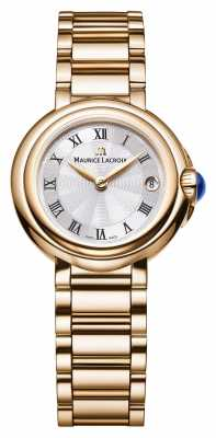 Maurice Lacroix Ladies Fiaba Date Gold Tone FA1003-PVP06-110-1