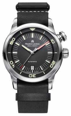 Maurice Lacroix Mens Pontos S Diver Automatic PT6248-SS001-330-1