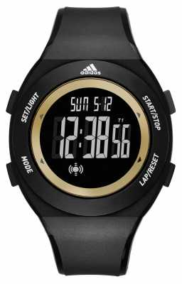 adidas Performance Unisex Sprung Digital Black Strap ADP3208