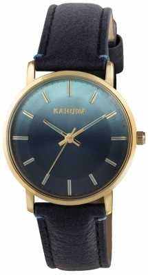 Kahuna Womens Blue Strap Blue Dial KLS-0320L