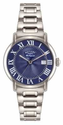 Rotary Mens Les Originales Carviano Stainless Steel GB90140/05