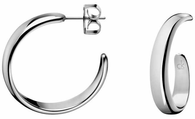 Calvin Klein Embrace Stainless Steel Earrings KJ2KME000100