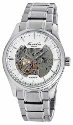 Kenneth Cole Mens Automatic Stainless Steel KC10027200