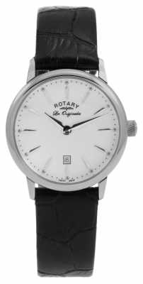 Rotary Womens Les Originales Black Leather LS90050/02
