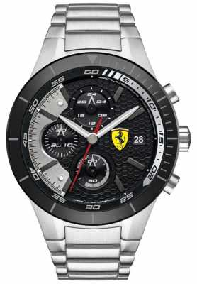 Scuderia Ferrari Gents Evo Chronograph Watch 0830263