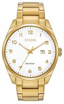 Citizen Eco-Drive Mens Dress WR100 BM7322-81B