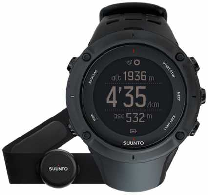 Suunto Ambit3 Peak Black (HR) SS020674000