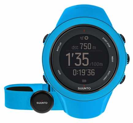 Suunto Ambit3 Sports Blue (HR) SS020679000