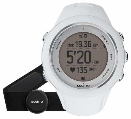 Suunto Ambit3 Sports White (HR) SS020680000