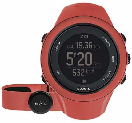 Suunto Ambit3 Sports Coral (HR) SS021469000