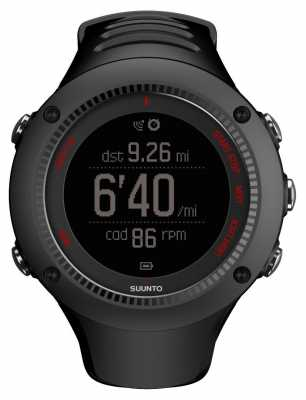Suunto Ambit3 Run Black SS021256000