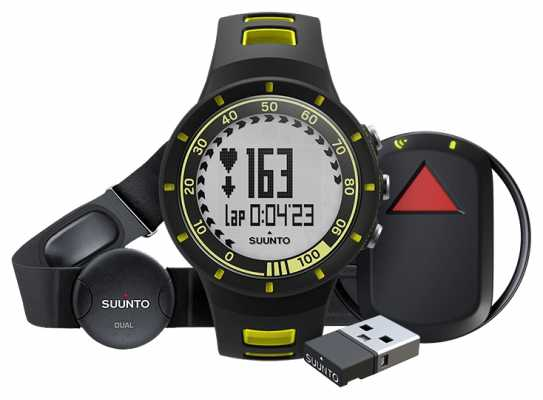 Suunto Quest Yellow GPS Pack SS018716000